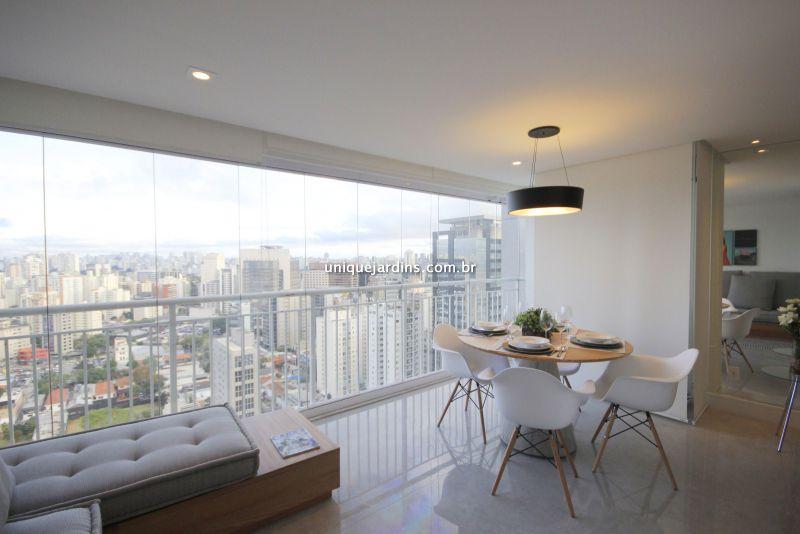 Apartamento Itaim Bibi 1 dormitorios 1 banheiros 2 vagas na garagem