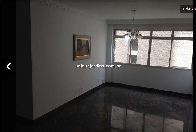 Apartamento aluguel Jardim América - Referência ap84975