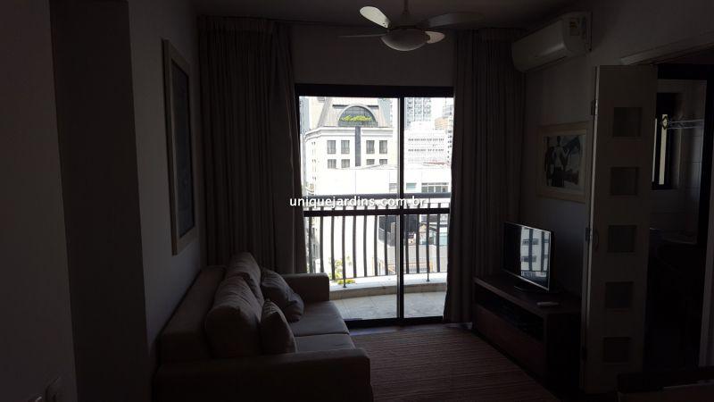 Apartamento aluguel Jardim Paulista - Referência AP85251
