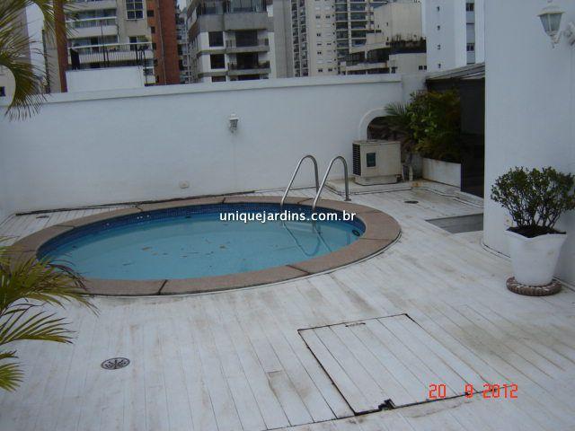 Cobertura Duplex Vila Nova Conceição 3 dormitorios 6 banheiros 4 vagas na garagem