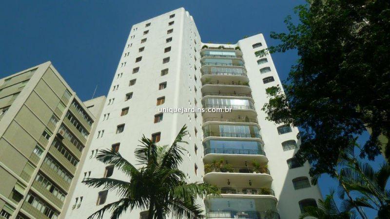 Apartamento Jardim Paulista 1 dormitorios 3 banheiros 2 vagas na garagem