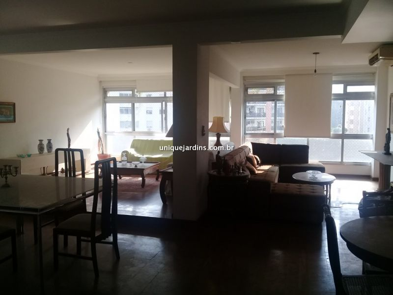 Apartamento aluguel Jardim Paulista - Referência ap85547.