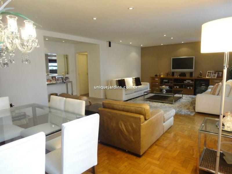 Apartamento aluguel Jardim Paulista - Referência AP85908