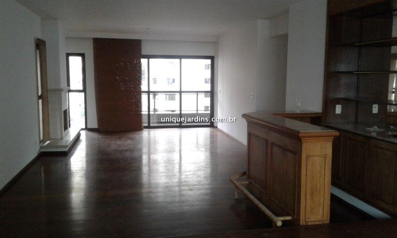 Apartamento Jardim América 3 dormitorios 5 banheiros 3 vagas na garagem