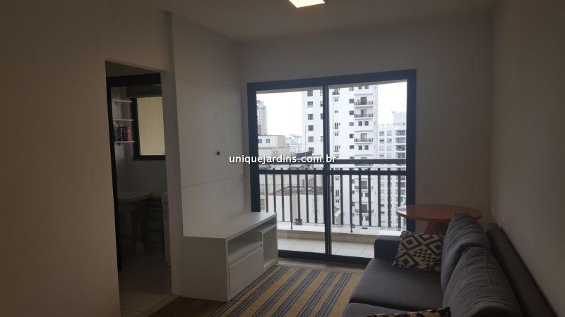 Apartamento aluguel Jardins - Referência AP85331B