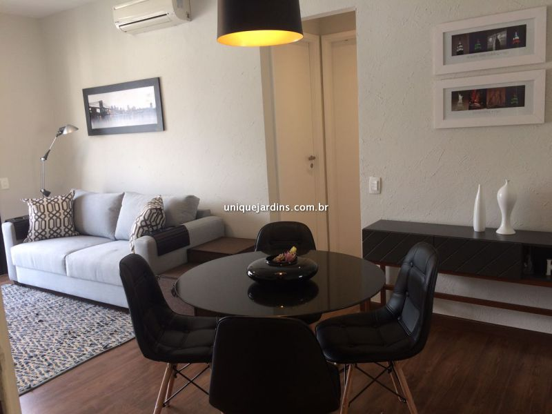 Apartamento aluguel Jardim Paulista - Referência AP83927