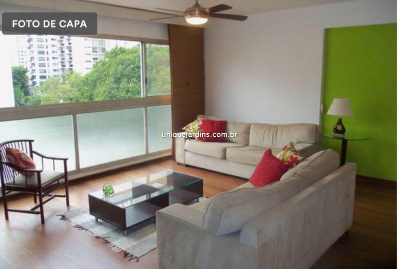 Apartamento Jardim América 3 dormitorios 4 banheiros 2 vagas na garagem