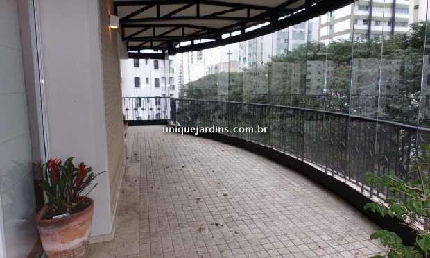 Apartamento aluguel Jardim Paulista - Referência ap76921
