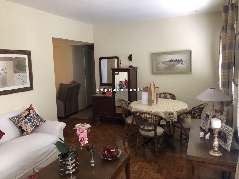 Apartamento Jardim América 2 dormitorios 1 banheiros 1 vagas na garagem