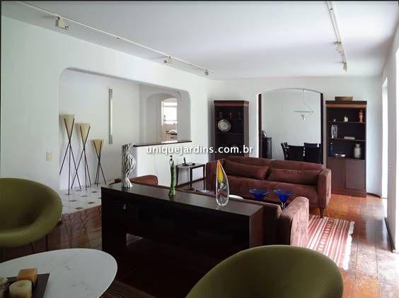 Apartamento aluguel Jardim Paulista - Referência AP86896