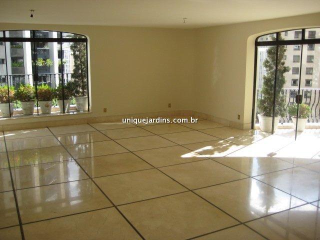 Apartamento Jardim América 4 dormitorios 6 banheiros 4 vagas na garagem