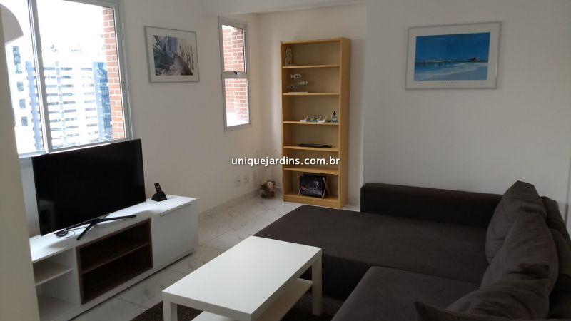 Apartamento Itaim Bibi 2 dormitorios 3 banheiros 2 vagas na garagem