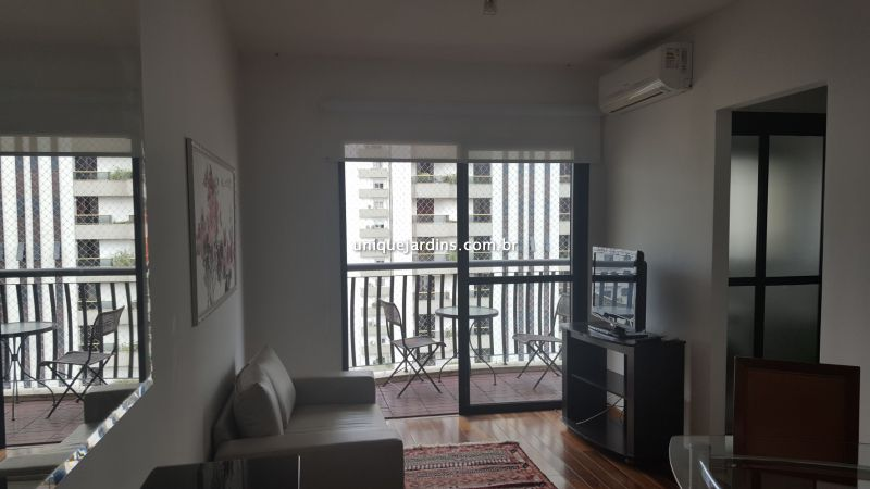 Apartamento aluguel Jardim Paulista - Referência AP87041