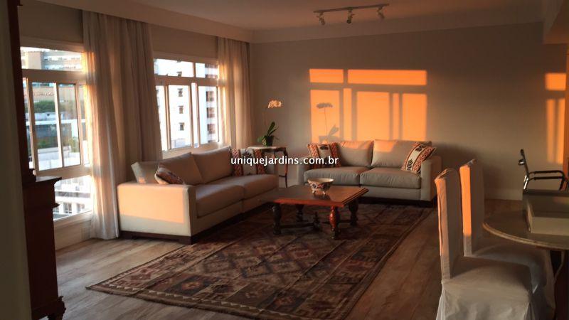 Apartamento Jardim América 2 dormitorios 3 banheiros 2 vagas na garagem