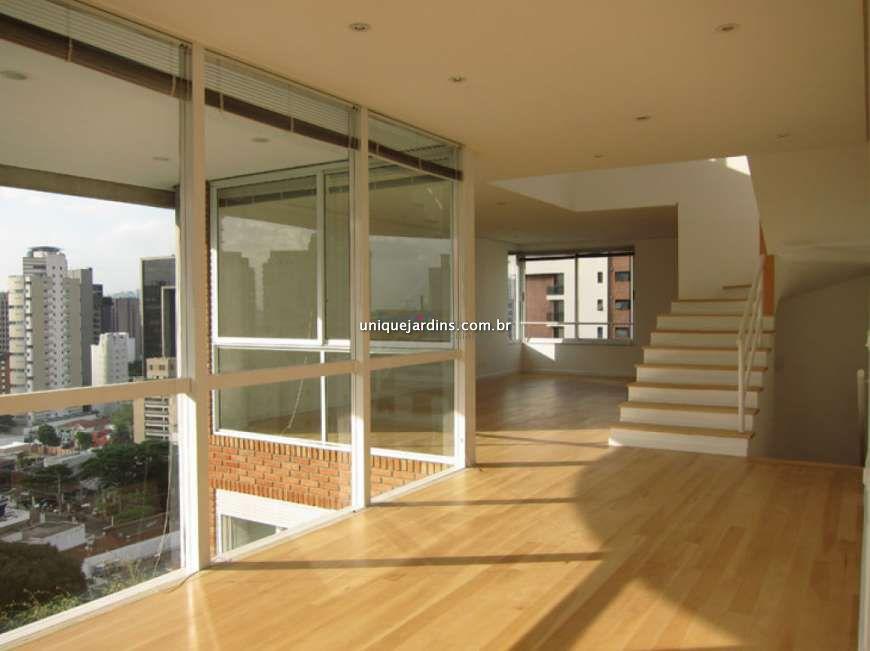 Cobertura Duplex aluguel Itaim Bibi - Referência AP87043B