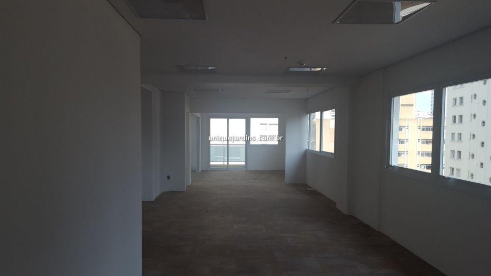 Conjunto Comercial aluguel Jardim Paulista - Referência CA55132