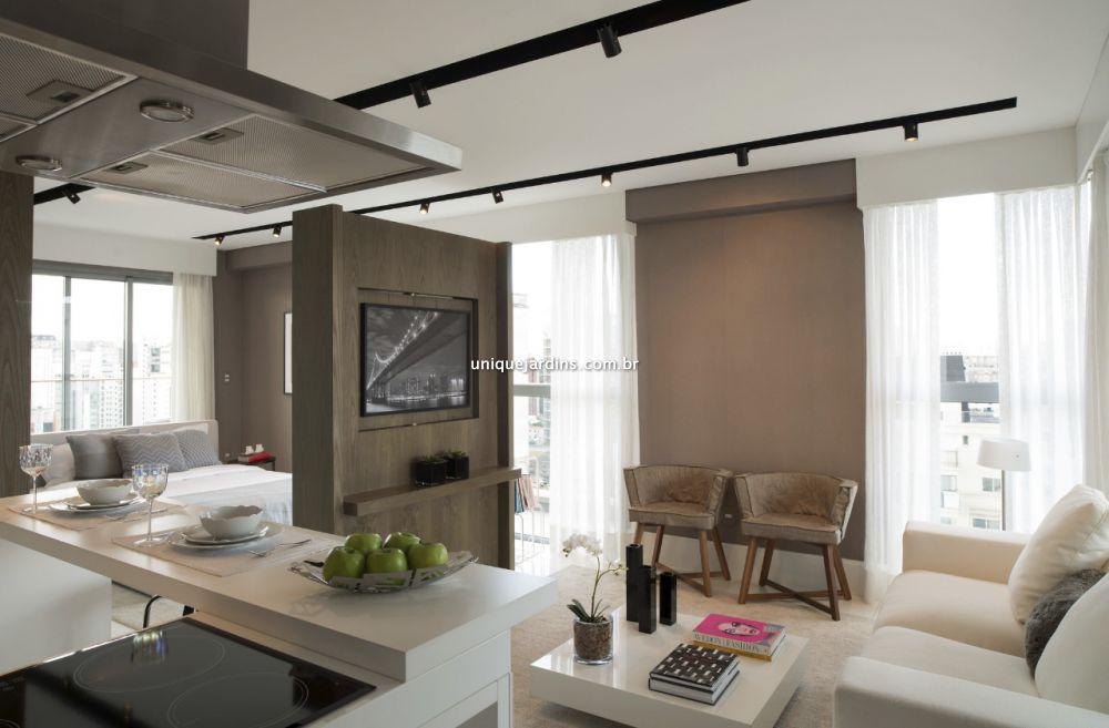 Apartamento aluguel Vila Nova Conceição - Referência AP87506