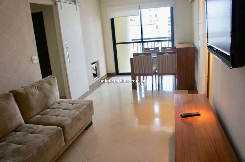 Apartamento aluguel Jardim Paulista - Referência AP85336B