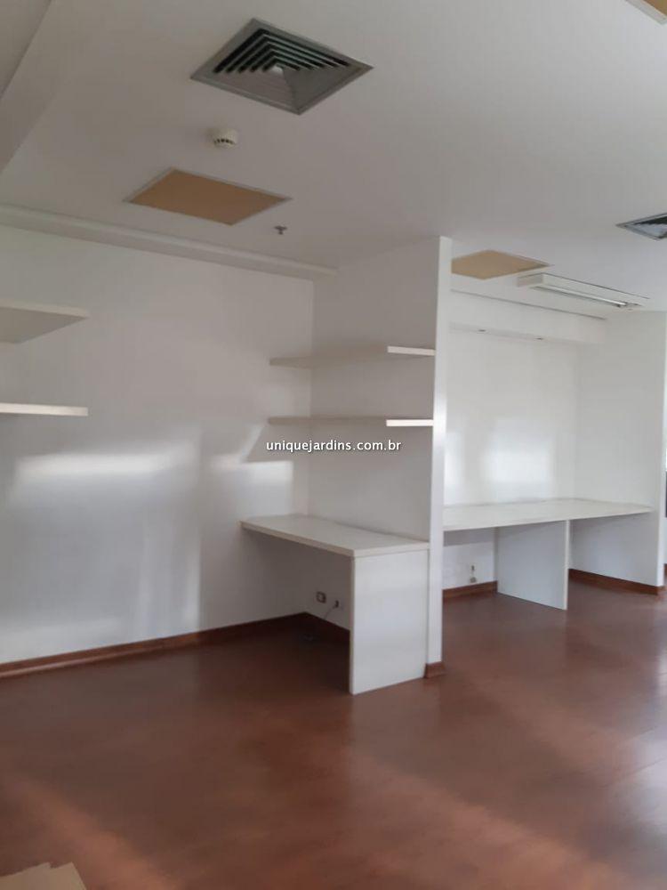 Conjunto Comercial aluguel Jardim Paulista - Referência CA55133