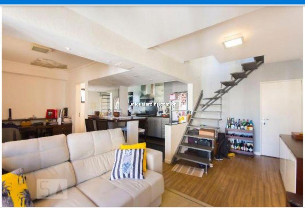 Cobertura Duplex aluguel Itaim Bibi - Referência AP87660