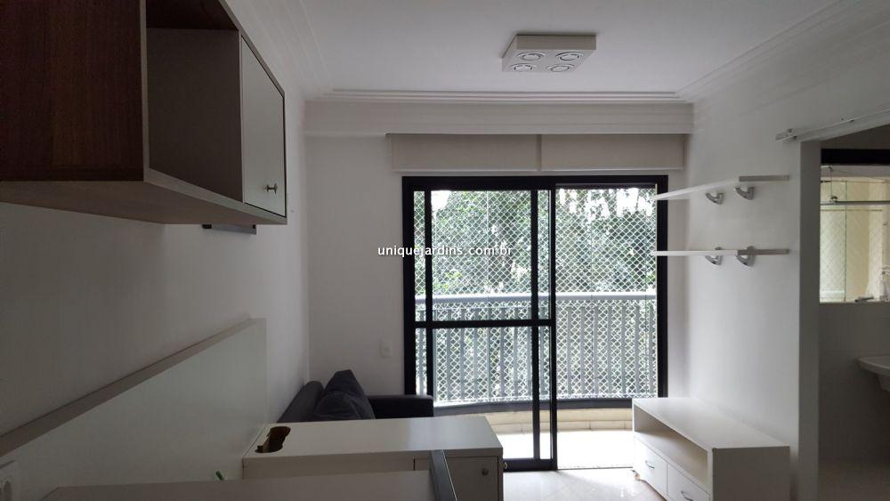 Apartamento aluguel Jardim Paulista - Referência AP87838