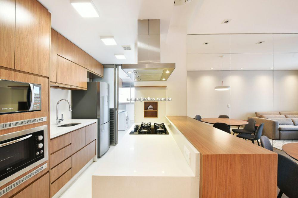 Apartamento aluguel Itaim Bibi - Referência AP88162