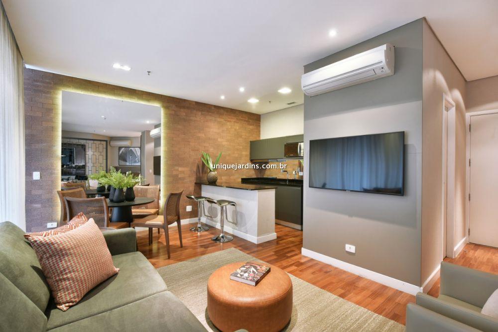 Apartamento aluguel Vila Olímpia - Referência AP88277