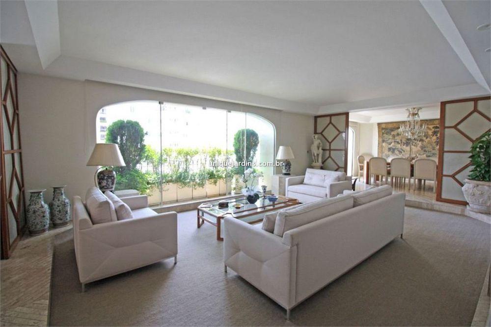 Apartamento venda Jardim Paulista - Referência AP88496