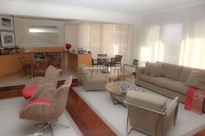 Apartamento aluguel Jardim Paulista - Referência AP83859