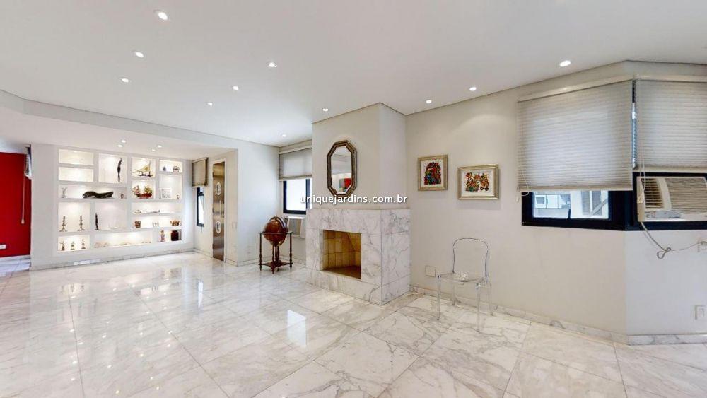 Cobertura Duplex venda Jardim Paulista - Referência AP88845