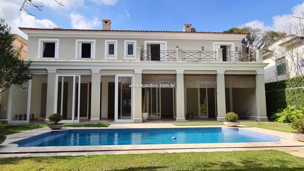 Casa Padrão venda Jardim Europa São Paulo - Referência CA55160