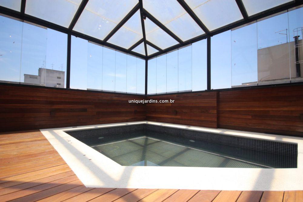 Cobertura Duplex venda Moema - Referência AP88966