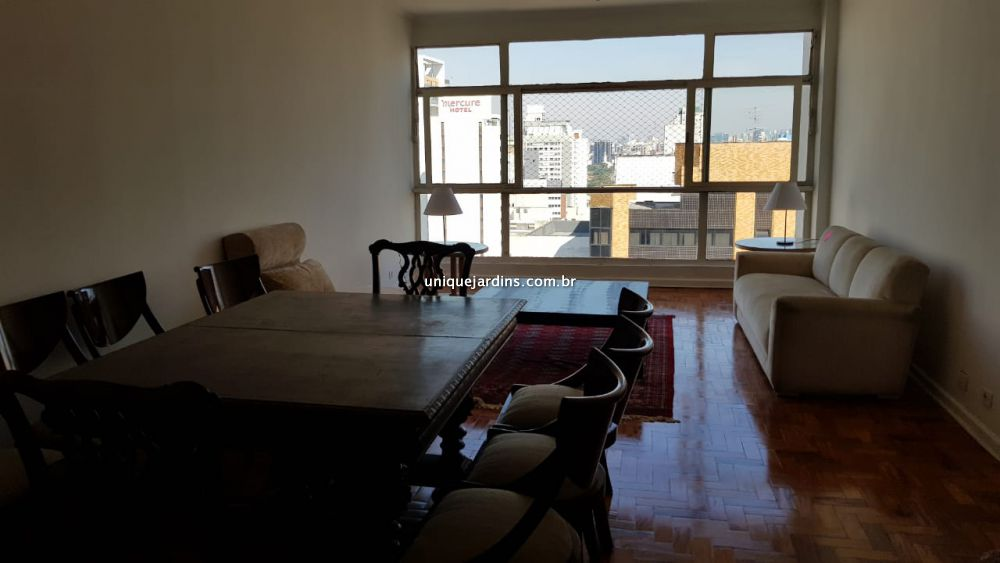 Apartamento venda Jardim Paulista - Referência AP88434