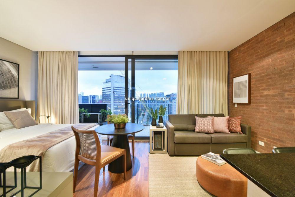 Apartamento aluguel Vila Olímpia - Referência AP88983